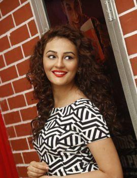 Seerat Kapoor Latest Stills at Tiger Movie Success Meet