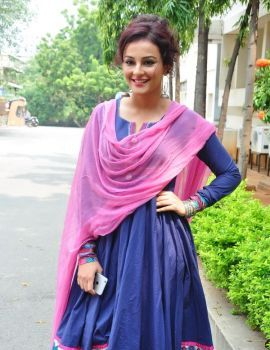 Seerat Kapoor Photos at Columbus Movie Audio Release Event