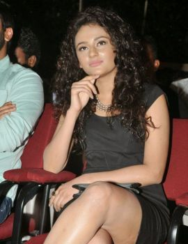 Seerat Kapoor Photos at Run Raja Run Movie Audio Launch