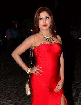 Sejal Mandavia Stills at Jio Filmfare Awards South 2017