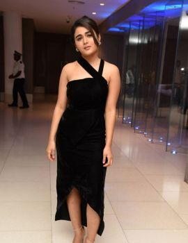 Actress Shalini Pandey Pics at 118 Success Meet