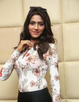 Shalu Chourasiya at Rapture 2017 Grand Logo Launch