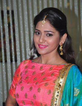 Shalu Chourasiya Stills at Hi-Life Luxury Exhibition Pre-Launch