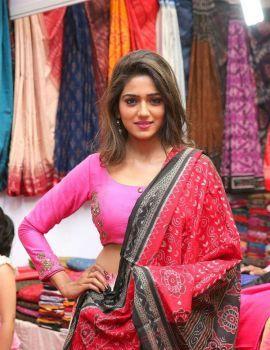 Shalu Chourasiya Stills at National Silk Expo 2018 Launch
