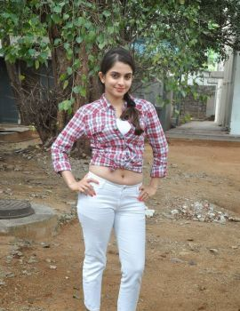 Sheena Shahabadi Hot Navel Show Stills