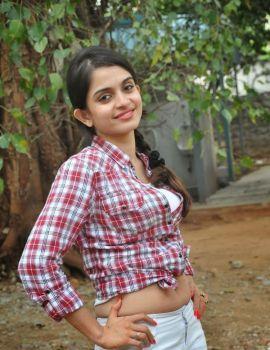 Sheena Shahabadi Hot Navel Show Stills