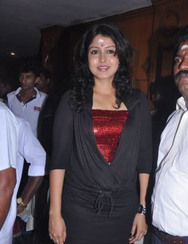 Sheryl Pinto at Machan Movie Launch
