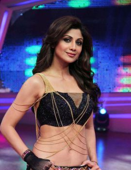 Shilpa Shetty at Nach Baliye 6 Grand Finale