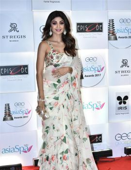 Shilpa Shetty Stills at 11th Geospa Asiaspa India Award