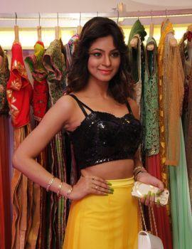 Shilpi Sharma at the Launch of Je'Vani in Mumbai
