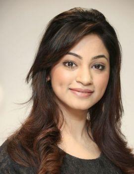 Shilpi Sharma Latest Glamorous Stills in Black Dress