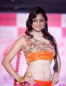 Shilpi Sharma Photos at Trisha Pre-Launch Fashion Show