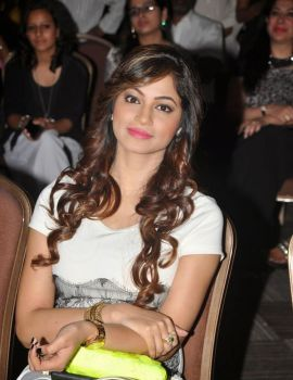Shilpi Sharma Stills at Hyderabad Paws Magazine Launch