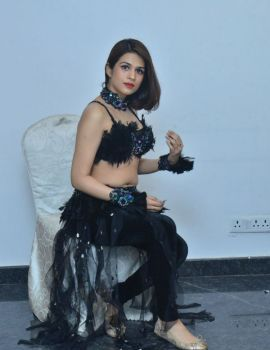 Shraddha Das at Big Bang New Year 2019 Event Celebration