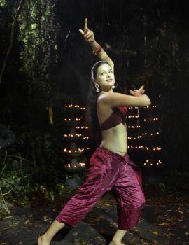 Shraddha Das Stills from Telugu Movie Punnami Rathri