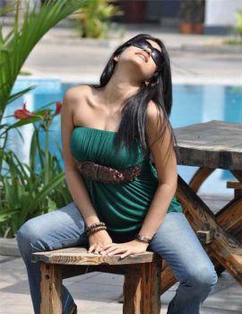 Telugu actress Shraddha Das latest photoshoot