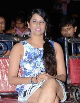 Shravya Reddy Photos at Vundile Manchi Kaalam Mundhu Mundhuna Audio Launch