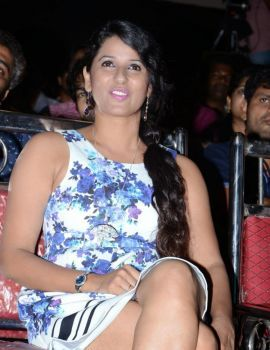Shravya Reddy Photos at Vundile Manchi Kaalam Mundhu Mundhuna Audio Launch