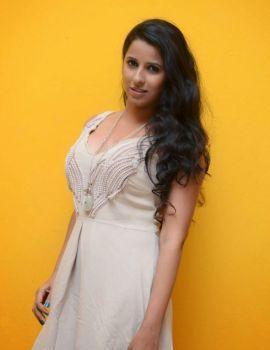 Telugu Actress Shravya Reddy Latest Photos