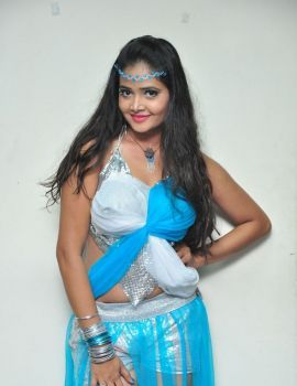 Actress Shreya Vyas Photos at Akhil Movie Music Launch