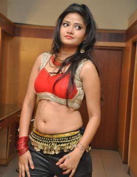 Shreya Vyas Stills at Cinema Choopistha Mava Audio Release Event