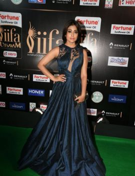 Shriya Saran at IIFA Utsavam Awards 2017 Day Two