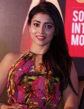 Shriya Saran at SIIMA 2015 Press Meet, Hyderabad