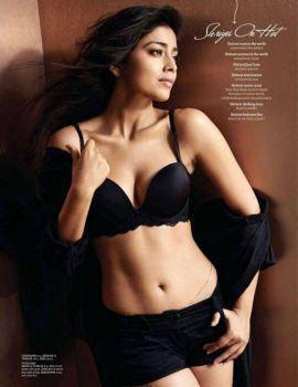 Shriya Saran Photoshoot for Maxim India (August 2012)