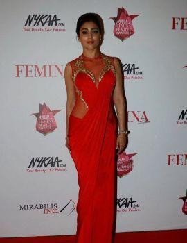 Shriya Saran Stills at Femina Beauty Awards 2015