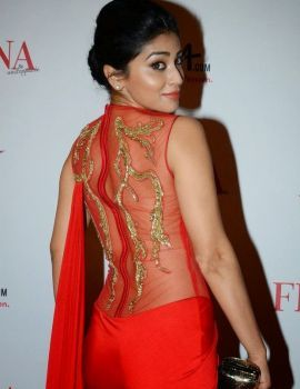 Shriya Saran Stills at Femina Beauty Awards 2015