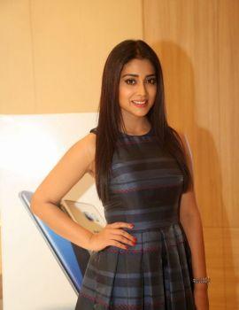 Shriya Saran Stills at Samsung Galaxy S7 Launch in Hyderabad