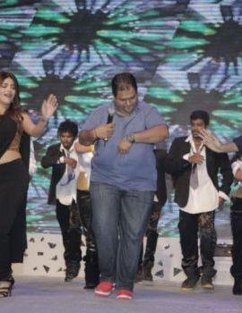 Shruthi Hassan at Balupu Telugu Movie Audio Release Function