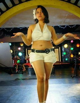 Shweta Basu Prasad Item Song Stills from Movie Siva Kesav