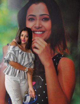 Shweta Basu Prasad Photoshoot Stills in White Jeans