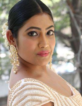 Sindura Rout Stills from Naku Edhe First Time Movie Trailer Launch