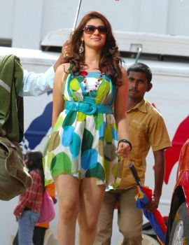 Siya Gautham Looking Gorgeous in Floral Frock