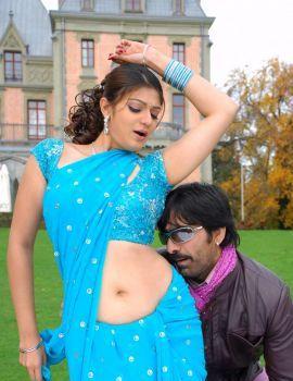 Siya Gautham Stills from Telugu Movie Neninthe with Ravi Teja