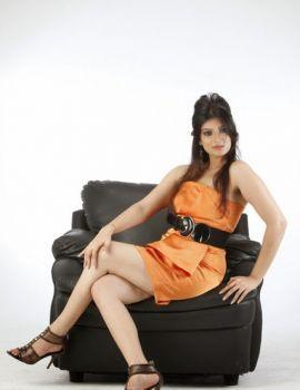 Telugu actress Siya Latest Photoshoot Stills