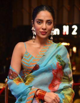 Sobhita Dhulipala Stills at Major Movie Teaser Launch