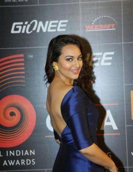 Sonakshi Sinha at 5th Annual Global Indian Music Awards in Mumbai