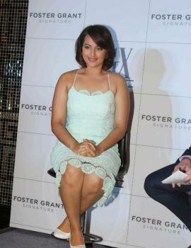 Sonakshi Sinha at FGX Eyewear Launch
