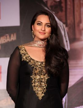 Sonakshi Sinha at Once Upon A Time In Mumbaai Again Trailer Launch
