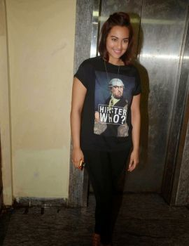 Sonakshi Sinha Photos from Film