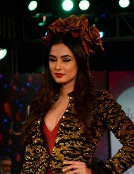 Sonal Chauhan Photos at NGO Fashion Show