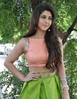 Sonarika Bhadoria Photos at Vishnu Manchu Movie Release