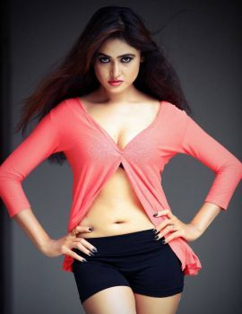 Sony Charishta Hot Thighs Exposing Latest Photoshoot