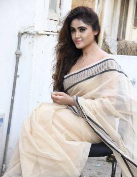 Sony Charishta in Traditional Saree Stills at Desire Exhibition and Sale Curtain Raiser