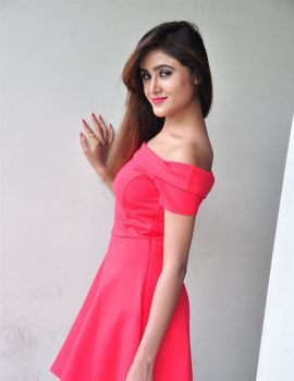 Sony Charishta Latest Pink Dress Photoshoot Stills