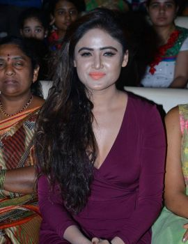Sony Charishta Photos at Shekaram Gari Abbayi Audio Launch