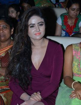 Sony Charishta Photos at Shekaram Gari Abbayi Audio Launch
